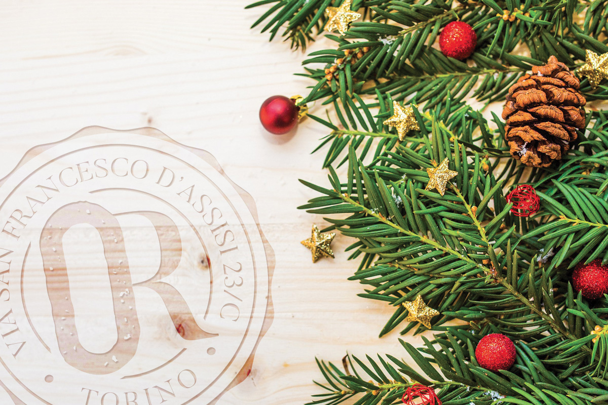 Le feste di Natale in Osteria