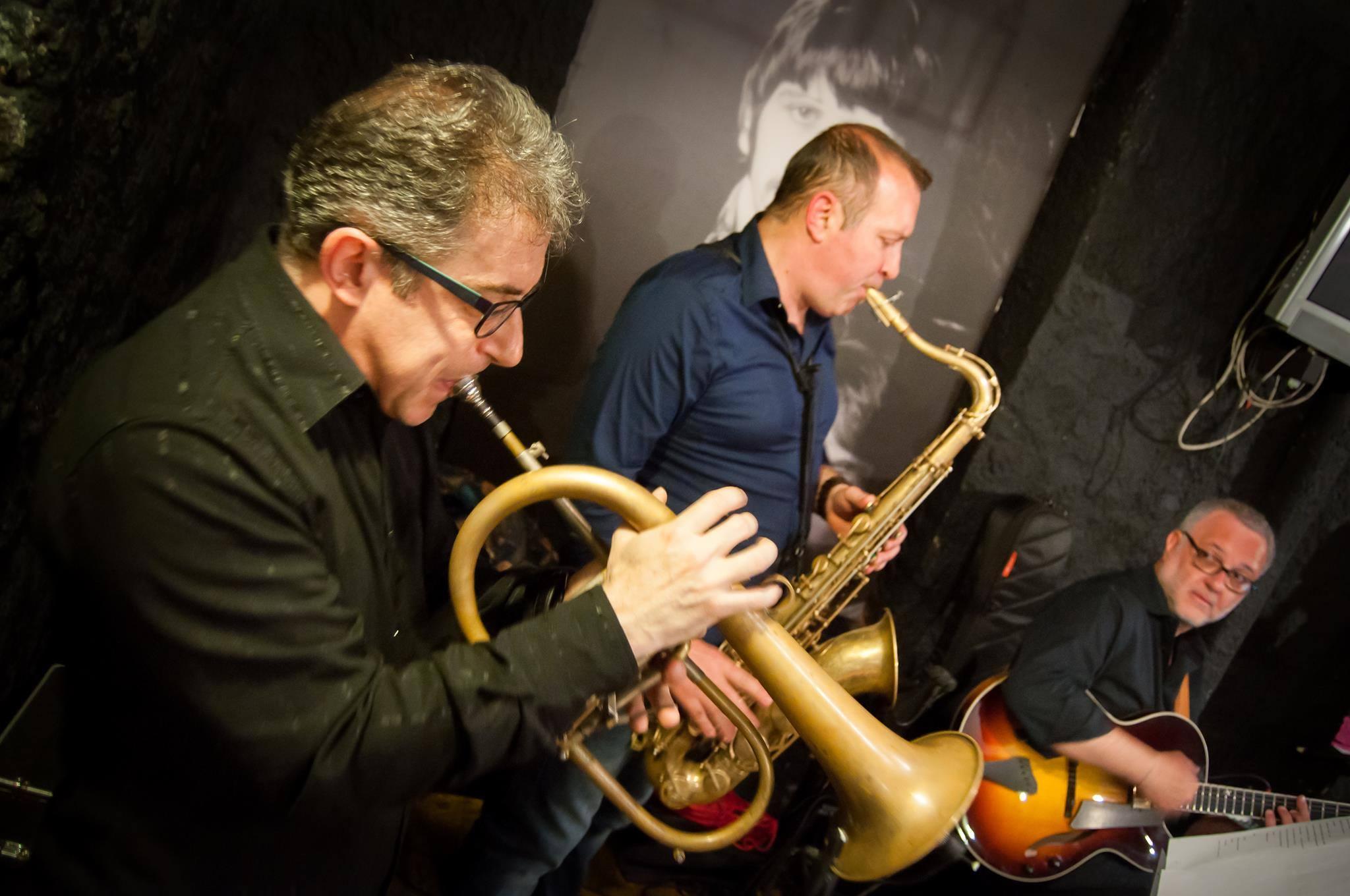 Il cool jazz dei Cetri!