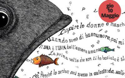 Dialogo e letture con Diego De Silva