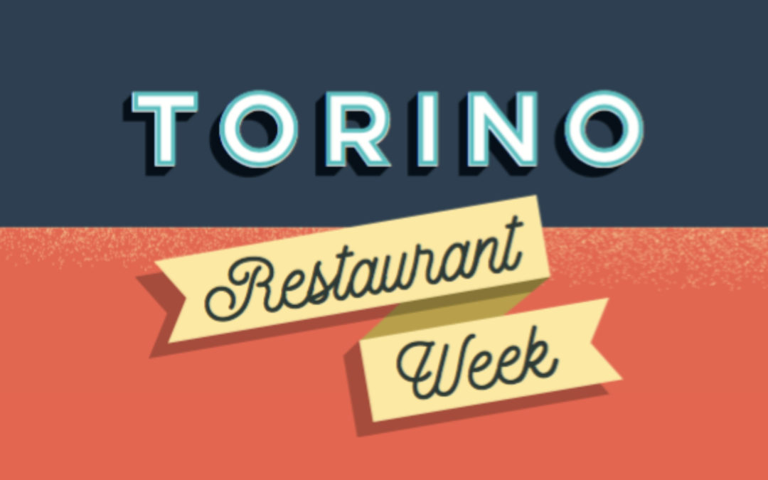 Torino Restaurant Week