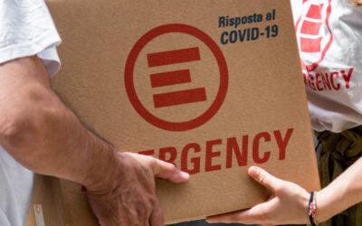 Un piatto virtuale per Emergency