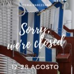 Sorry, we're closed (1)